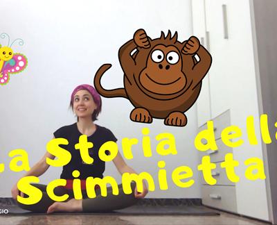 La storia della Scimmietta