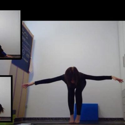 Yoga live: 3 video!