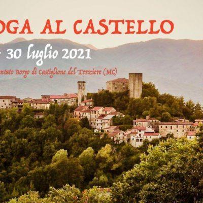 Lunigiana a tutto Yoga: il ritiro estivo del Maestro Maurizio Morelli tra storia e cultura in natura. Dal 25 al 30 luglio 2021.